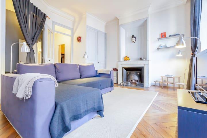 Confortable et très bien situé - Lyon - Apartment