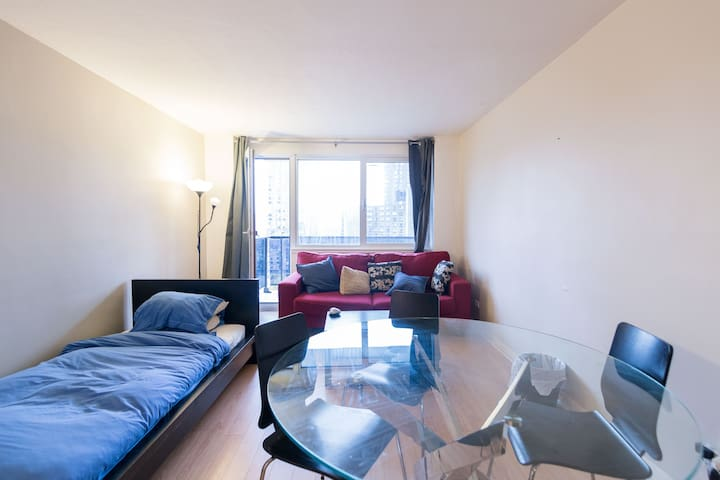 Bright apartment- Heart of Montreal - Montreal - Apartment