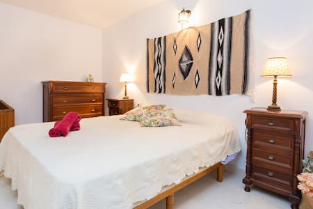 Charming & cozy wifi, friendly Tenerife South room - San Miguel de Abona - House