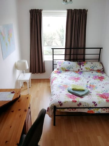 Cheap Double Room in the city centre (Waterfront) - Norwich - Leilighet