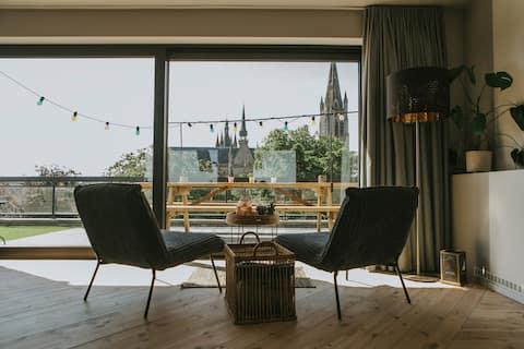 O 360 Rooftop Studio Ieper/Ypres