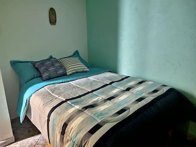 Confortable habitación privada en la CDMX ~🇲🇽~