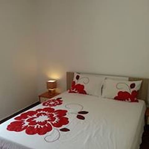 Double Room in the House with King Size Bed