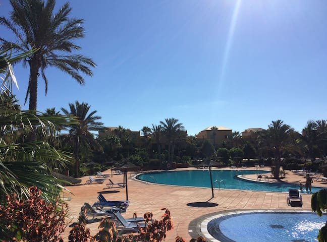 LARGE APPARTMENT WITH TERRACE AND GREAT POOL AREA