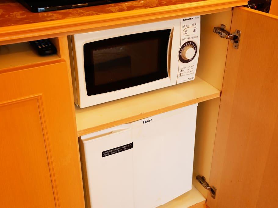 ◆冷蔵庫・電子レンジ◆