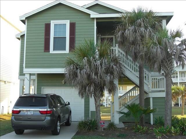 3/2 beach cottage at Pointe West - Galveston - House
