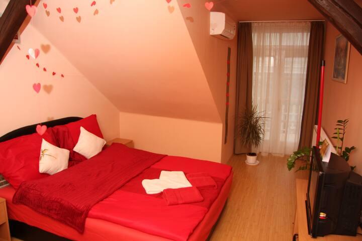 Belvárosi csendes vendégszoba - Kaposvár