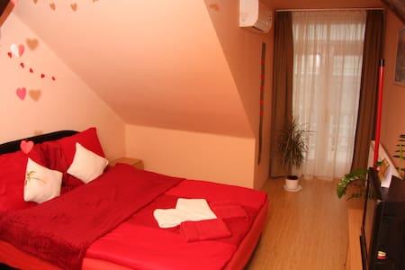 Belvárosi csendes vendégszoba - Kaposvár - Guesthouse
