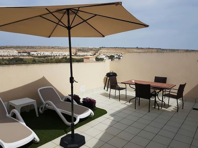 Luxury penthouse apartment - El Ejido - Apartemen