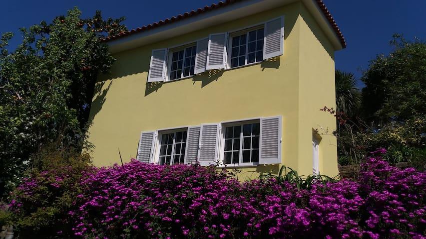 Casa das laranjeiras - Abragão - Semesterboende
