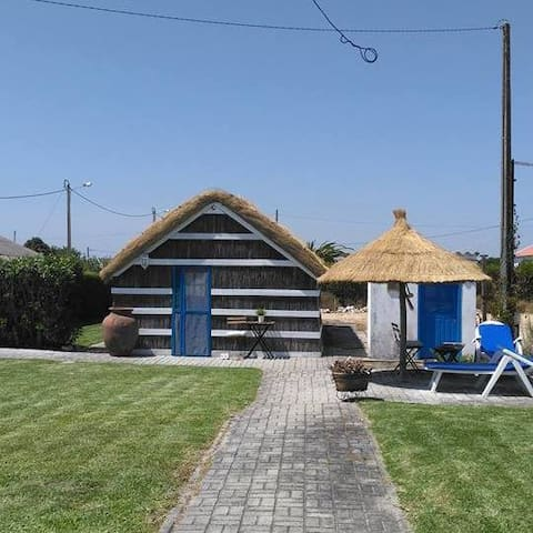 Typical house in Comporta :D - Comporta - Natuur/eco-lodge