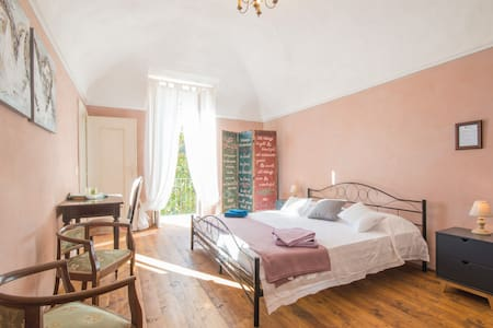 Vicentini im Monferrato - Rosa - Alfiano Natta - Bed & Breakfast