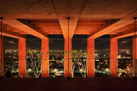 Amazing Loft @ Iconic Building R27 - Mexico City
