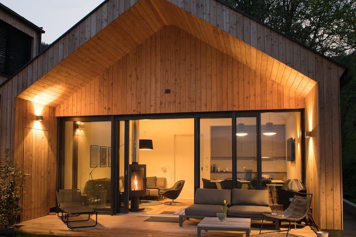 Seeleben46-das Ferienhaus am Irrsee/Region Mondsee
