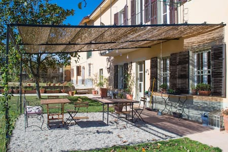 Vicentini in Monferrato Yellow - Alfiano Natta - Bed & Breakfast
