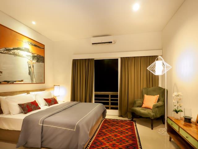 Umah Tantra a Cozy House near 3 Exotic Beaches