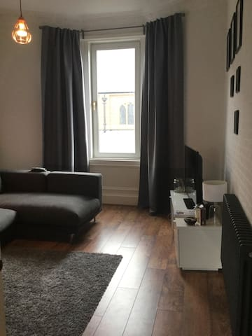 Renovated modern apt nr Glasgow - Blantyre - Apartament
