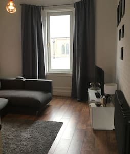 Renovated modern apt nr Glasgow - Blantyre