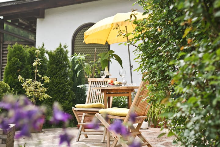 Berchtesgaden: Watzmannblick für 2 - Berchtesgaden - Haus
