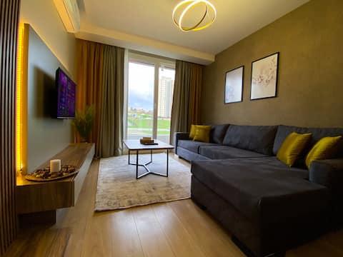 Brand-New Exclusive 2+1 Apartment(2 bathrooms)