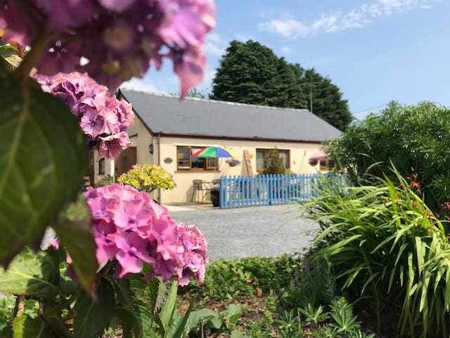 Lilac Cottage to let Amroth, Pembs