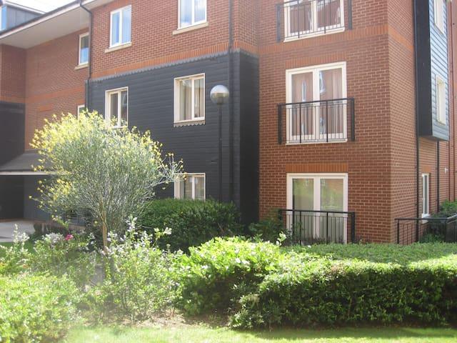 Two bedroom apartment @ Bishop's Stortford Station