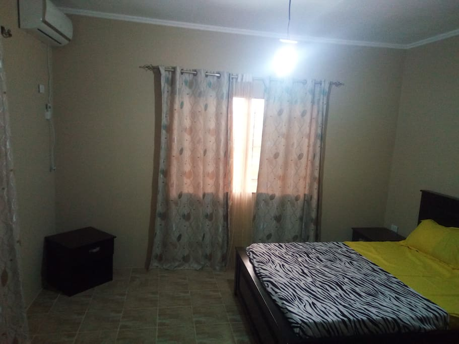 Fully Air Conditioned Room