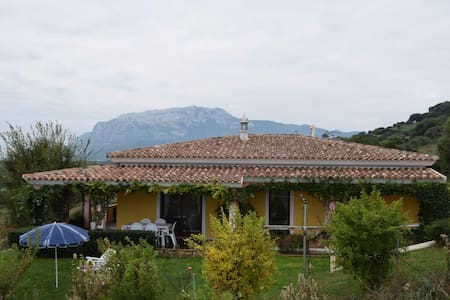 holiday house with garden - La caletta