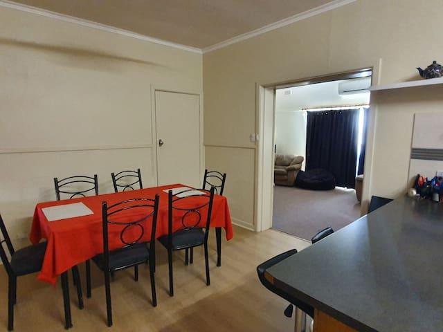 Dinner Area - Same room as Kitchen