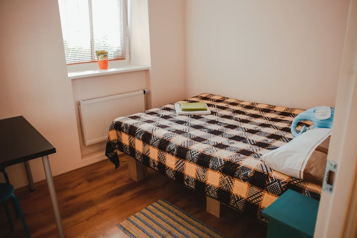 Double room with double mattress