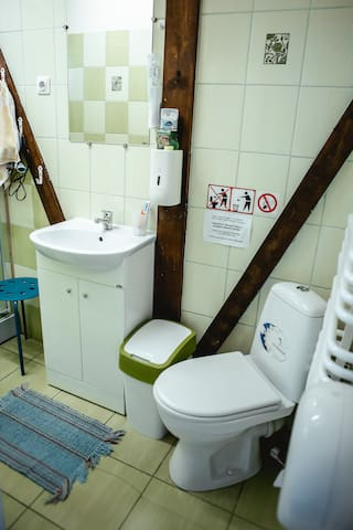 Cozy and friendly Vilnius Home B&B