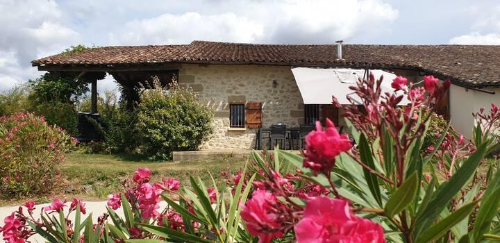 La Grange a Armillac  47800 lot et Garonne