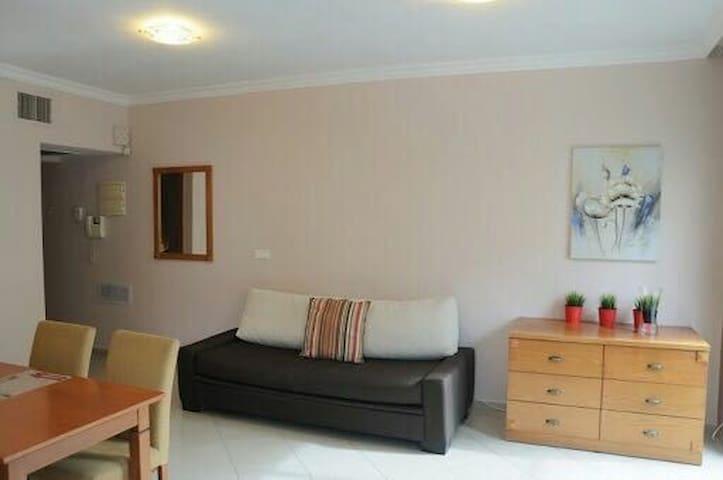 Apartment 3 bedroom in Ramat Gan. Jabotinsky 82. - Ramat Gan - Apartment