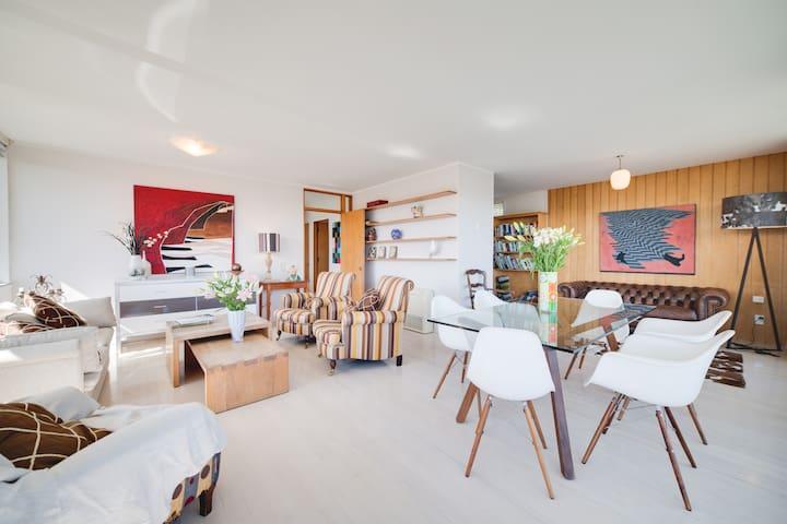 Modernist architecture - CACALA mid century design - Auckland - Byt