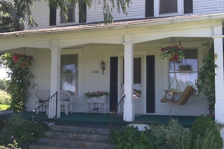 Comfortable, cozy, guesthouse rooms - Barnesville - Haus