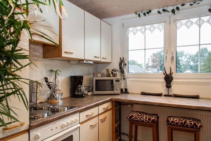 reizende Wohnung am Bodensee - Kressbronn am Bodensee - Huoneisto