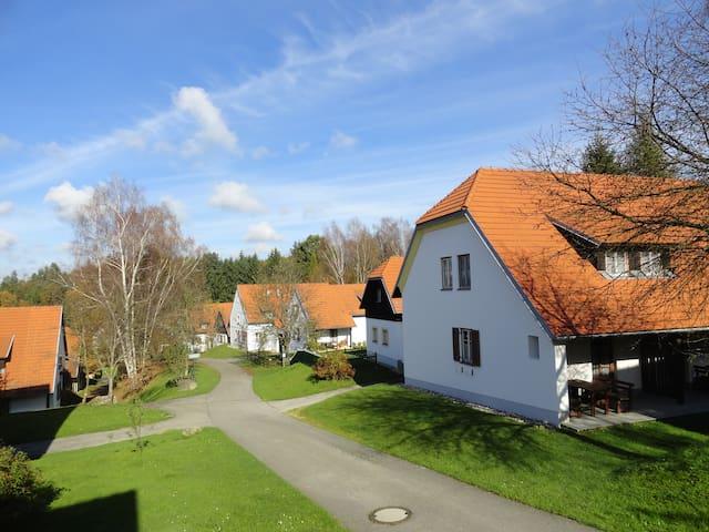 Ferienhaus in Österreich Litschau
