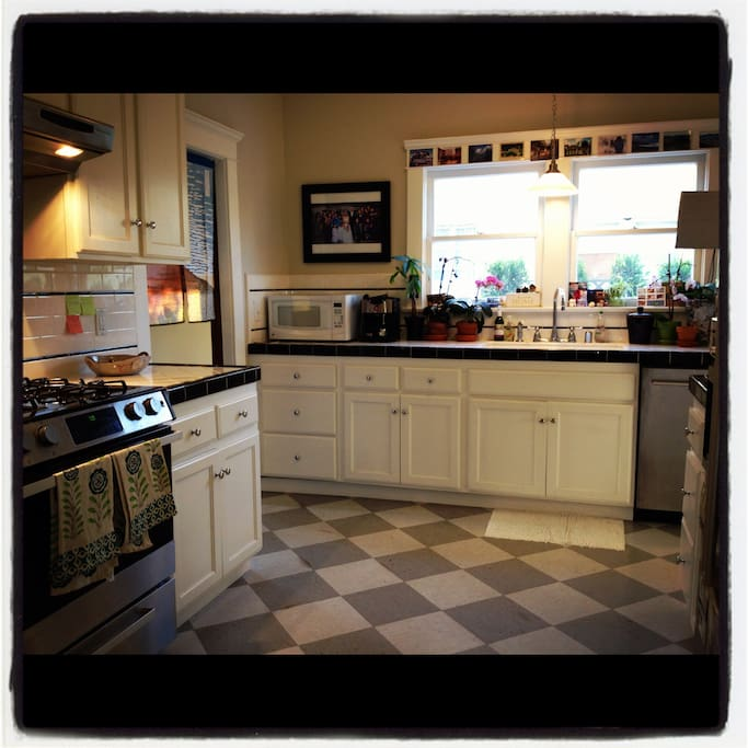 Our Kitchen, the Gathering Place
