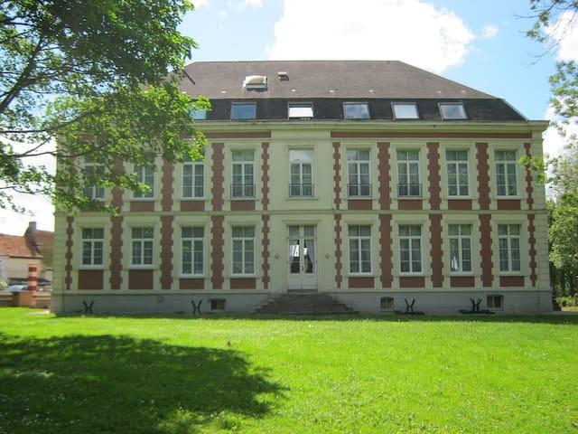 Chateau de Moulin le Comte **** - Aire-sur-la-Lys