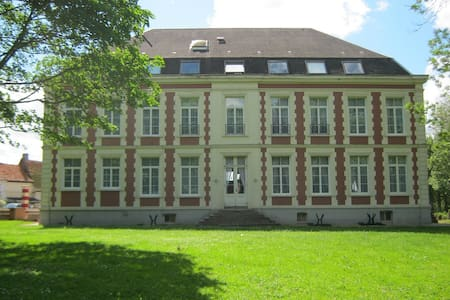 Chateau de Moulin le Comte **** - Aire-sur-la-Lys - Bed & Breakfast