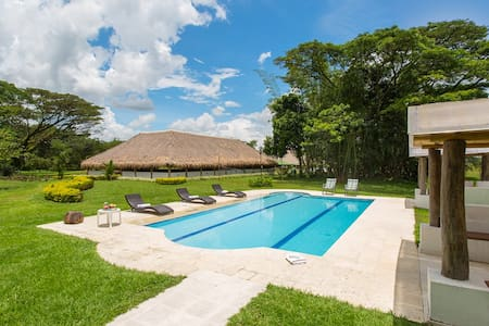 Hotel Cinaruco Caney (Cuadruple) - Villavicencio
