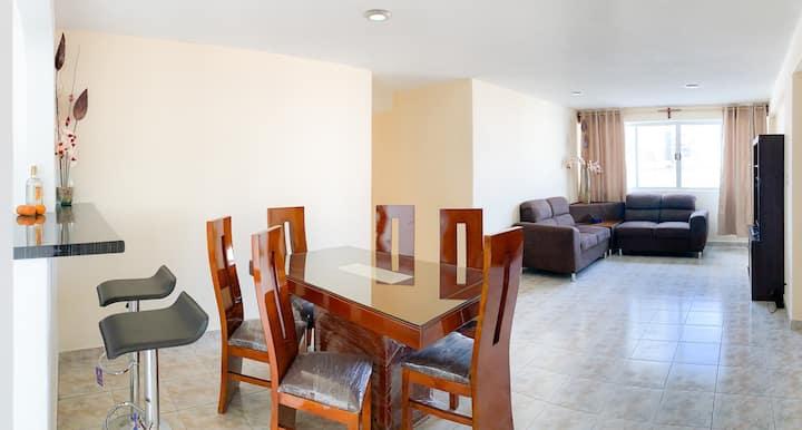 Great 2BD 2BA Apartment in Benito Juárez District