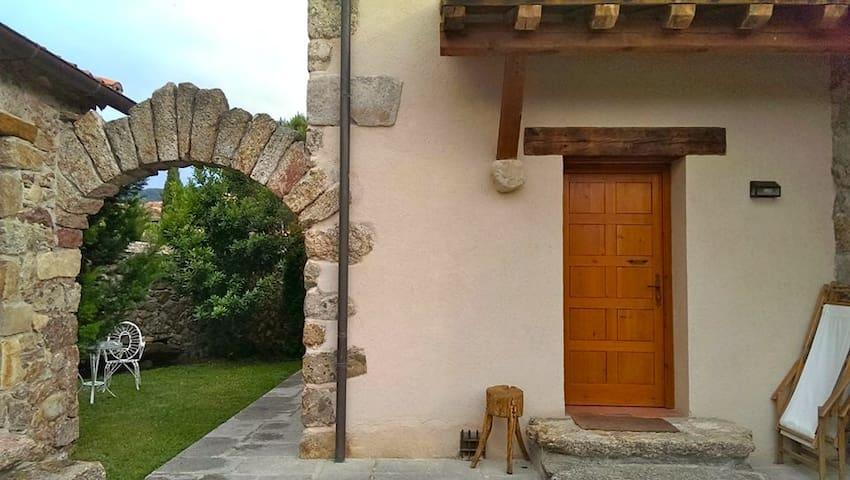 Saltus Alvus-Casita del Jardín, 10 min de Segovia