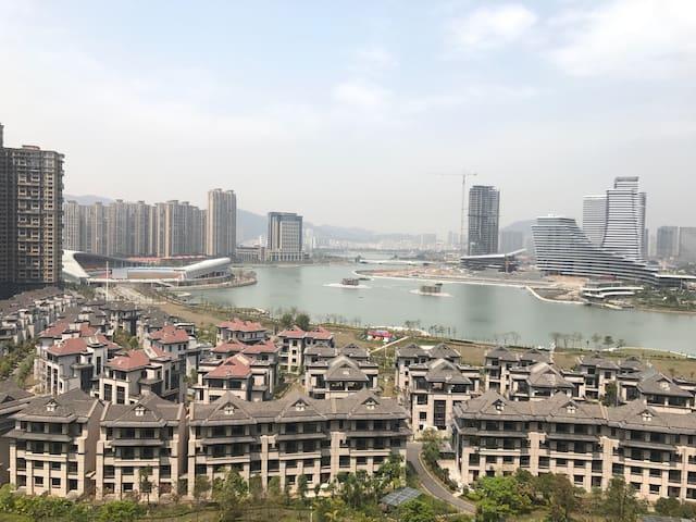 鼓浪屿对面码头看湖海的大四房 - Xiamen - House