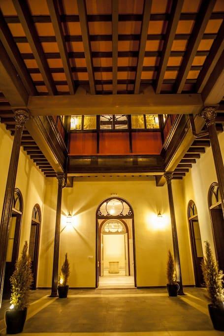 Casa Palacio En Pleno Centro Jerez Casas En Alquiler En