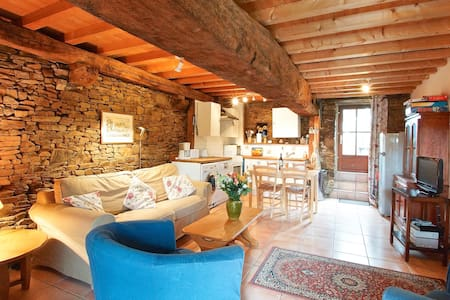 Charming cottage nr Mont St Michel - Tremblay