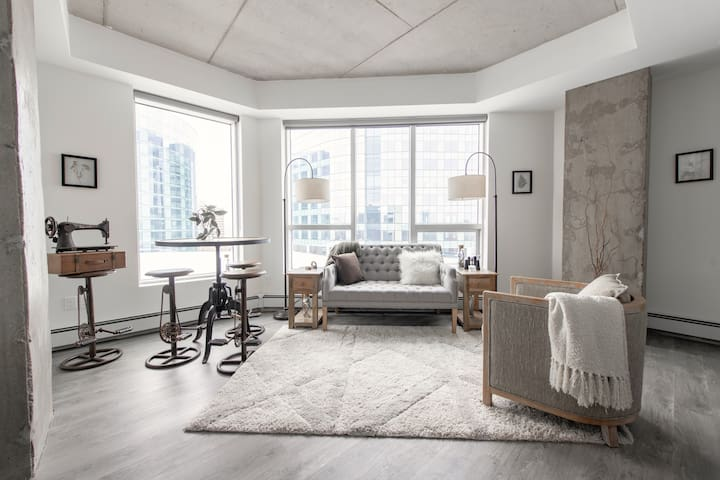 Brand New 1 Br In The Heart Of Downtown Halifax