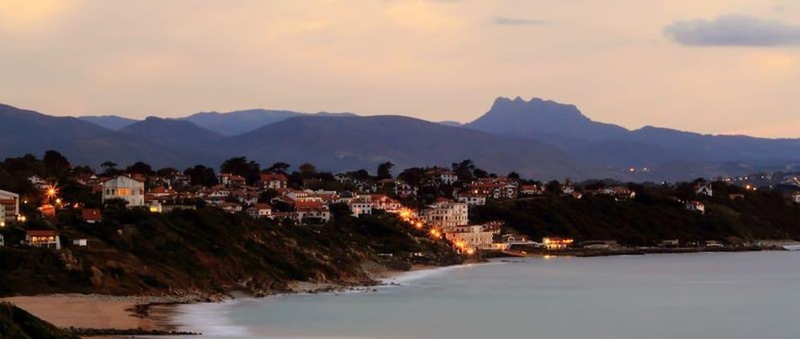 Appartement côte basque idéal surf - Guéthary - Lejlighed