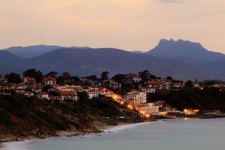 Appartement côte basque front de mer - Daire