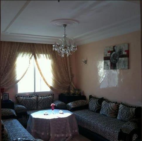 Au Maroc c'est avoir un appartement - Sala Al Jadida - Apartment
